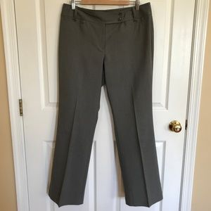 Ann Taylor Signature Gray Trousers